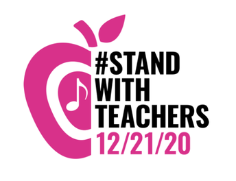 TEACHROCK STAND WITH TEACHERS EVENT-December 21st