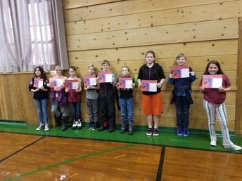 4th-6th Principal's Awards