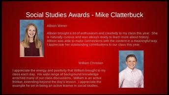 Allison Wimer & William Christian