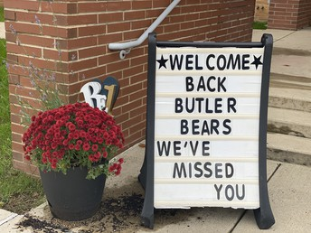 Welcome Back to Butler - Butler Reopens!