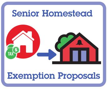 Senior Homestead Exemption Information