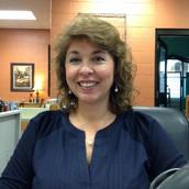 Mrs. T. Olivarez - Librarian