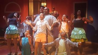 Virtual Residency Program with Houston Ensemble Theater