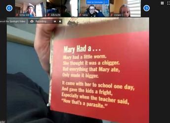 Mary Had A...