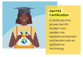 GEN YES Certified!