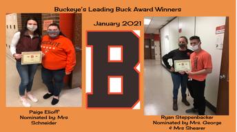 Leading Buck Award