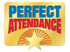 Perfect Attendance Recognition