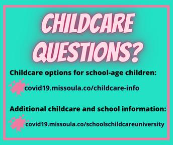 childcare options