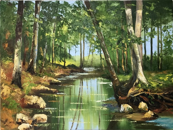 Image of student's artwork