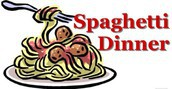 Homecoming Spaghetti Supper - October 6th