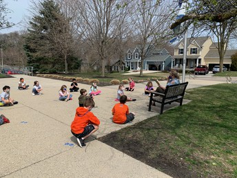 Outside Read Aloud