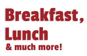 Updated Breakfast and Lunch Information