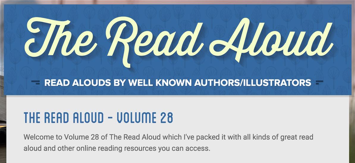 The Read Aloud - Volume 28