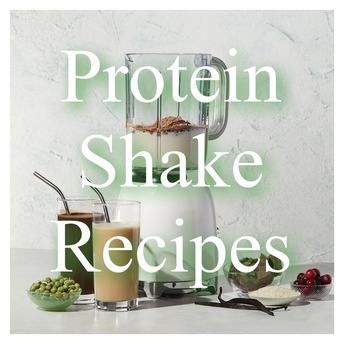 Meal Replacement & Post Workout Recovery Shake Recipes