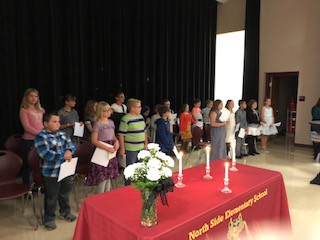 New Inductees for the 2018-2019 School Year