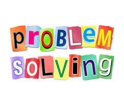 November Life Skill - Problem Solving