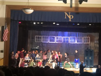 "Outstanding ""FAME"" Performance at NPHS"