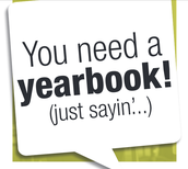 Have you bought your YEARBOOK yet?