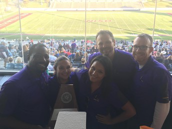 DHS Band Staff