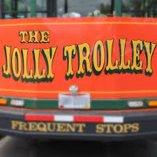 Jolly Trolley!!