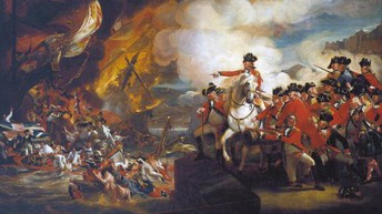 Spain declares War on Britain