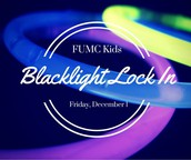 Save the Date Lock In 12.1.17