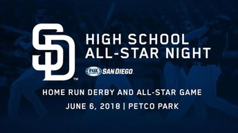 Padres High School All-Star Game