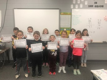 Second Grade Super Spellers