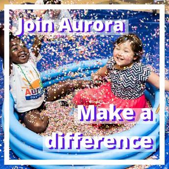 Aurora at UGA