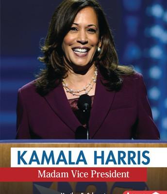 Kamala Harris Madam Vice President