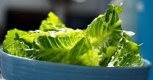 Romaine Lettuce Alert Info.