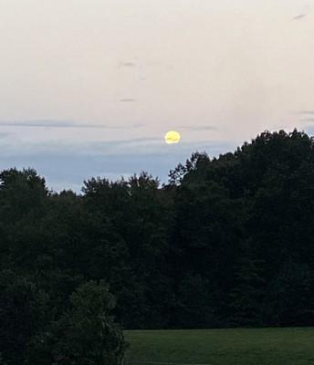 Our last Full Moon