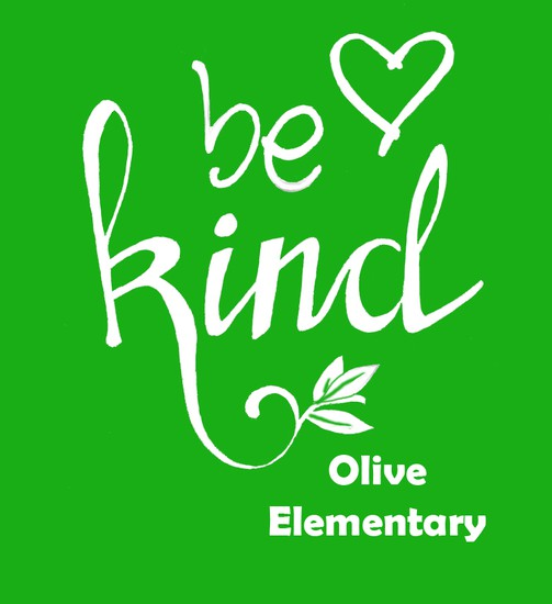 Olive Elementary: Monthly Newsletter