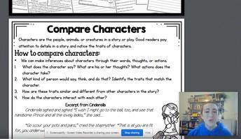 Turn your PDF or hard copy worksheet into an editable digital worksheet!