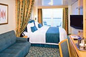 Ocean View with Balcony Stateroom (Category 4D)