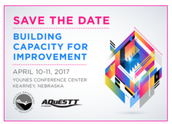 Aquestt  Building Capacity for Improvement - April 10 - 11