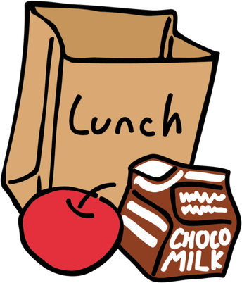 School Lunch Distribution Schedule