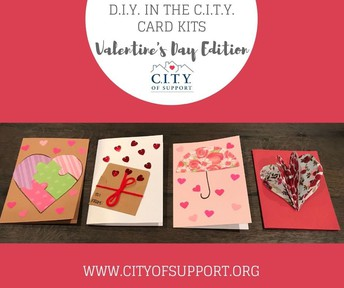 D.I.Y. Card Kits-Valentine's Edition