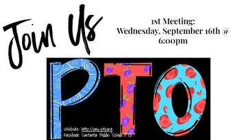 PTO Zoom Meeting 9.16.20