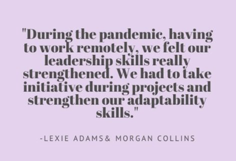 Student Spotlight: How did Lexie Adams and Morgan Collins use Quantitative and Qualitative Data to Learn about the Needs of Hennepin County Residents?