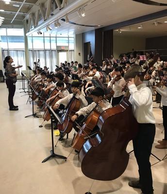 Grades 4/5 Strings