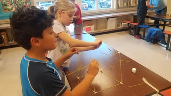 Thinker's Club Spaghetti Towers