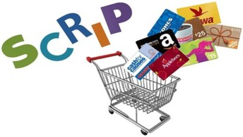 SCRIP - Spend money and earn tuition - No Scrip orders till January 11th