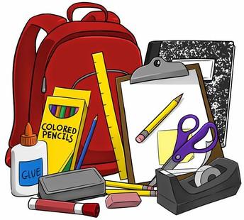 School Supplies Online Ordering Option for 2019-2020 School Year