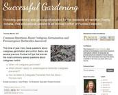 Successful Gardening Blog