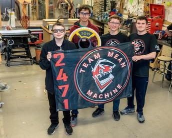 Team 2471 (Washougal Robotics w/Camas & Hockinson)