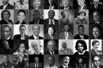 21. Webpage: Avenues to Black History by the UMN Libraries
