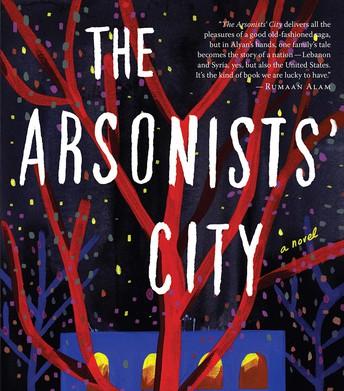 "Book Talk w/ Hala Alyan, Author of ""The Arsonist's City"""