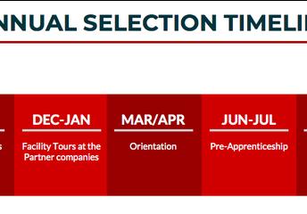 Selection Timeline
