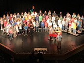 Third and Fourth Grade Music Program